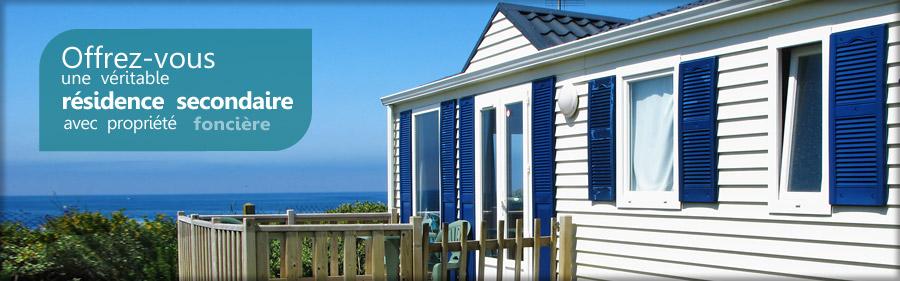 achat et vente de terrains avec mobil homes et chalets marennes ol ron charente maritime. Black Bedroom Furniture Sets. Home Design Ideas